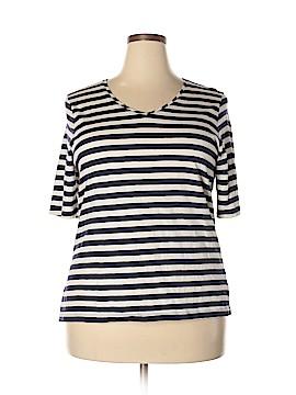 Coldwater Creek Short Sleeve T-Shirt Size 1X (Plus)