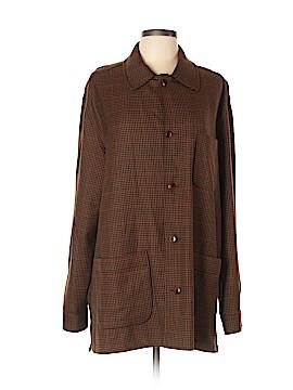 Paul Stuart Wool Coat Size L
