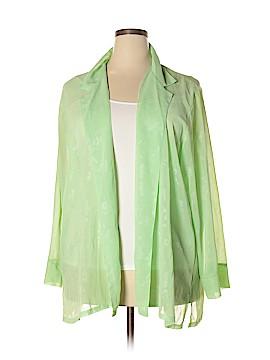 Suzanne Somers Kimono Size 3X (Plus)