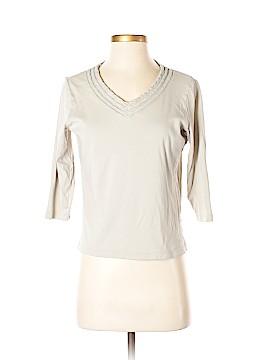 The Territory Ahead 3/4 Sleeve T-Shirt Size S (Petite)