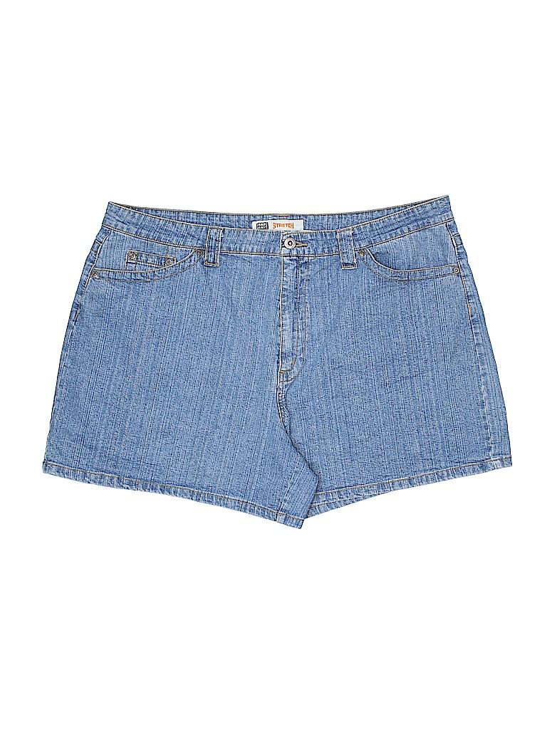 faded glory shorts size 18
