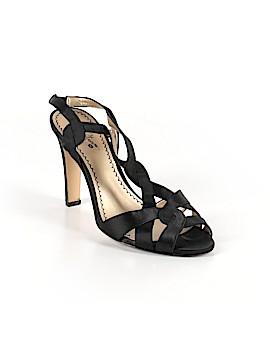 Platinum Heels Size 8