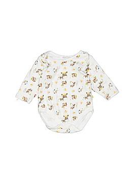 Babaluno Baby Long Sleeve Onesie Size 3-6 mo