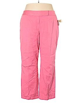 Liz Claiborne Khakis Size 24W (Plus)