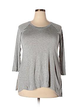 Xhilaration 3/4 Sleeve T-Shirt Size XL