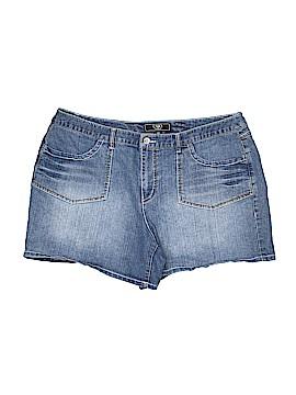 Cato Denim Shorts Size 22 (Plus)