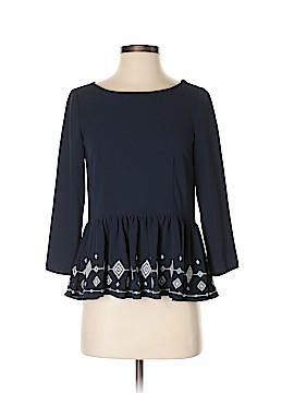 Shoshanna Long Sleeve Blouse Size 0