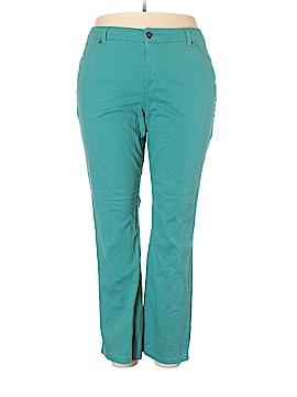 SONOMA life + style Khakis Size 18W (Plus)