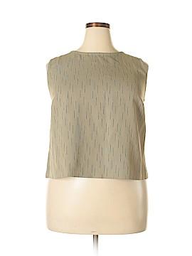 Tamotsu New York Sleeveless Blouse Size 20 (Plus)