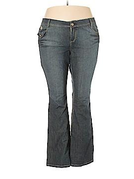 Dereon Jeans Size 20 (Plus)