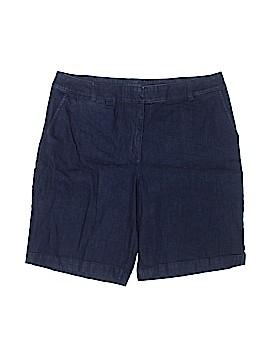 Talbots Denim Shorts Size 16 (Petite)