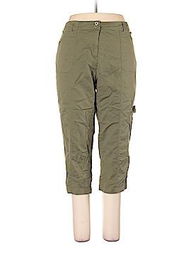 Coral Bay Cargo Pants Size 18W (Plus)