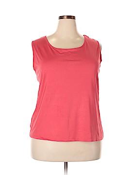 Covington Outlet Sleeveless T-Shirt Size 24 - 26 (Plus)