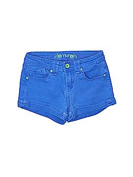 YMI Denim Shorts Size 10