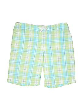 Jones New York Khaki Shorts Size 18 (Plus)
