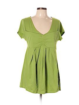 Zashi Short Sleeve Top Size XL