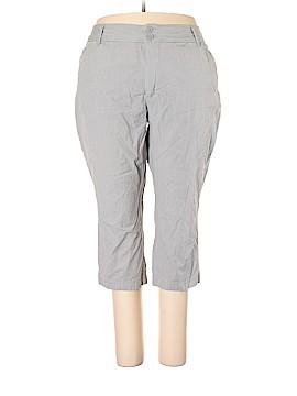 St. John's Bay Khakis Size 24 (Plus)