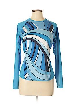 Sugoi Long Sleeve Blouse Size M