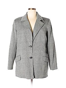 Coldwater Creek Silk Blazer Size 20 (Plus)