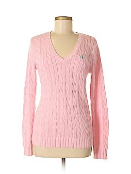 Ralph Lauren Blue Label Pullover Sweater Size M