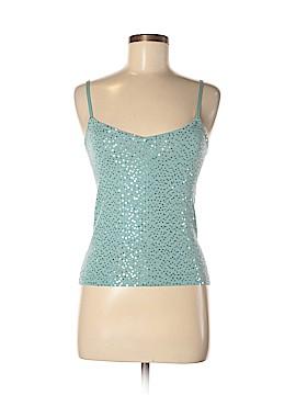 Identify Sleeveless Silk Top Size S