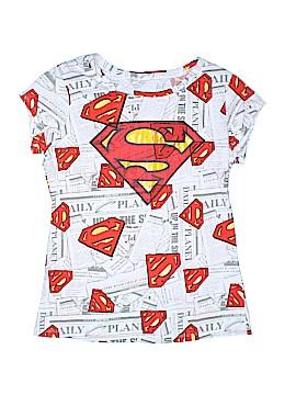 Superman Short Sleeve T-Shirt Size XL