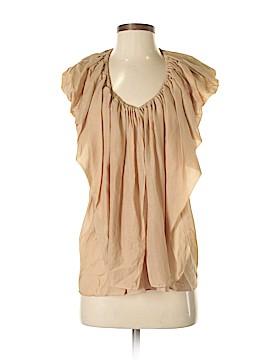 2b Rych Short Sleeve Blouse Size S