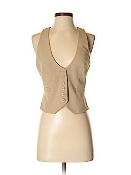 New York & Company Tuxedo Vest Size 0