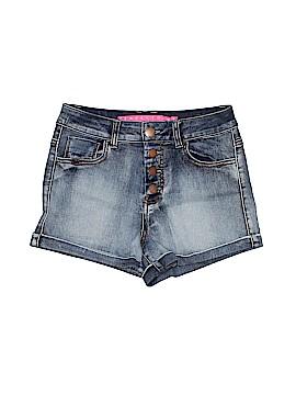 Tinsel Denim Couture Denim Shorts Size 4