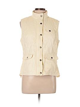 Talbots Vest Size M