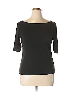 Lauren by Ralph Lauren 3/4 Sleeve T-Shirt Size XL