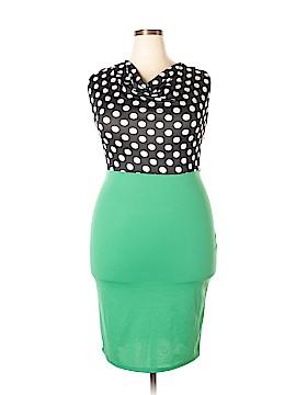 Fashion Classics Casual Dress Size XXL