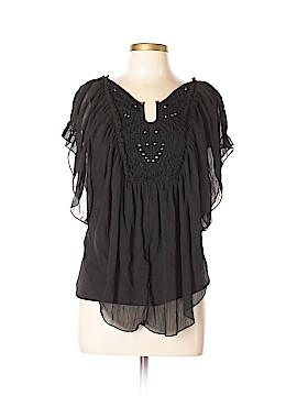Covington Short Sleeve Blouse Size L
