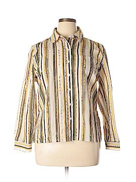 Breckenridge Long Sleeve Button-Down Shirt Size XL