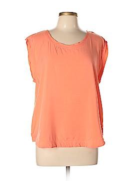 Velvet Heart Short Sleeve Blouse Size XL