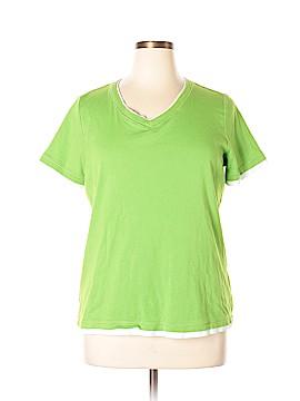 SB Short Sleeve T-Shirt Size 1X (Plus)