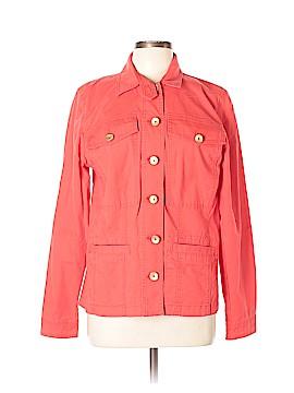 CAbi Denim Jacket Size L