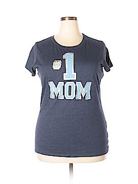 Flower Short Sleeve T-Shirt Size 18 - 20 (Plus)