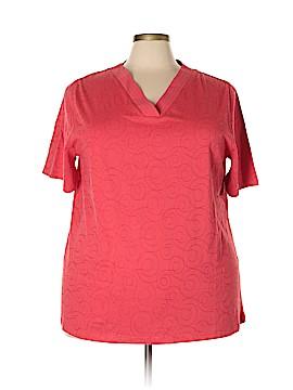 Russell Kemp New York Short Sleeve T-Shirt Size 2X (Plus)