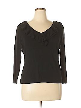 Chadwicks Silk Pullover Sweater Size XL