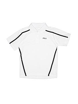 Fila Sport Short Sleeve Polo Size 7