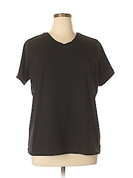 Jacques Moret Short Sleeve T-Shirt Size 1X (Plus)