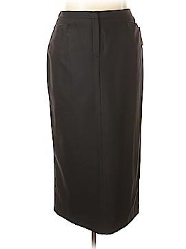 Lauren by Ralph Lauren Wool Skirt Size 18 (Plus)