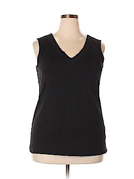 Faded Glory Sleeveless T-Shirt Size XXL