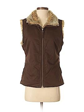 Gap Outlet Faux Fur Vest Size S