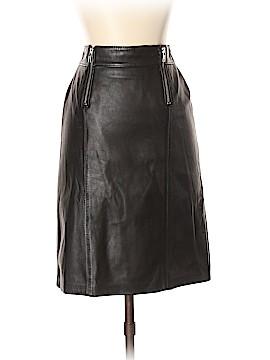 DANIER Leather Skirt Size 0