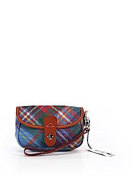 Dooney & Bourke Leather Wristlet One Size