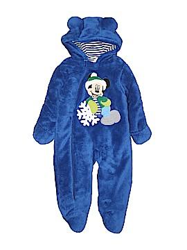 Disney Baby One Piece Snowsuit Size 9 mo