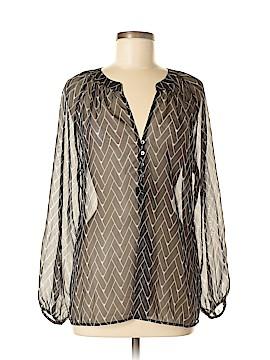 Zoa Long Sleeve Blouse Size M