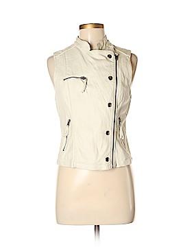 TCEC Faux Leather Jacket Size M